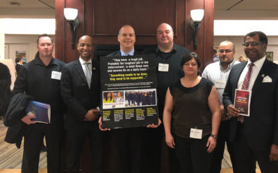Corrections Lobby Day/Press Conference, March 28th, 2019