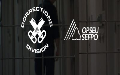 Correctional Centre managing COVID-19 outbreak says OPSEU/SEFPO president